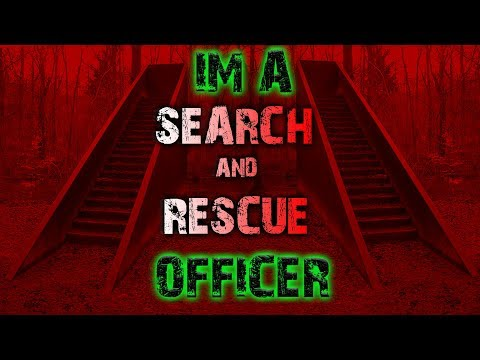 I'm a Search and Rescue Officer for the US Forest Service | Scary Search and Rescue Stories