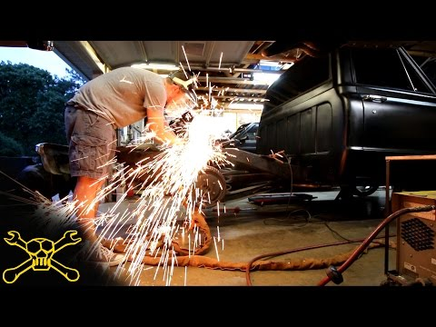 C Notching The C10 Frame | Black Pearl