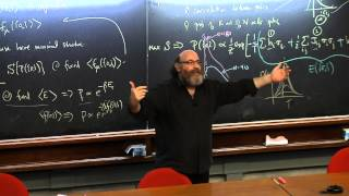 Prof. William Bialek: More than the sum of its parts