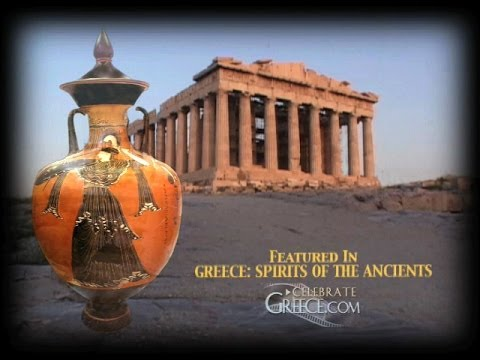 Mythical Contest Between Athena & Poseidon & the Panathenaic Games of Athens