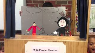 Readers Theater Puppet Shows