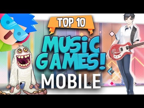 Best Music Games On Phones!