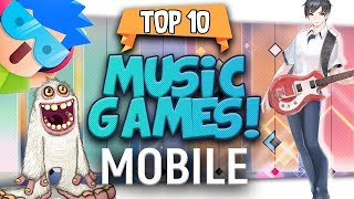 "Best Music Games On Phones!  ""Mobile Rhythm Games"" Hype!"