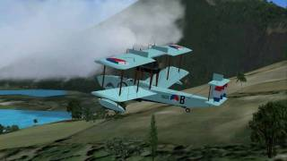 Vickers Viking 55 Mk.IV KNIL Dutch East Indies 1925 FSX