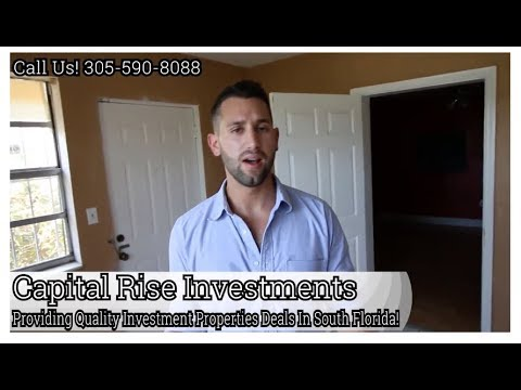 Capital Rise Investments|Providing Quality Investment Property Deals In South Florida | Call Us!
