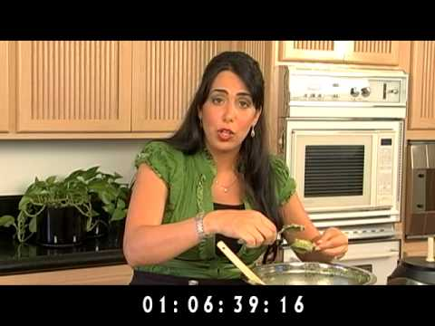 "Cooking Show Pilot Mediterranean Cooking Show DedeMed Falafel Recipe ""Dede's Mediterranean Cooking"""