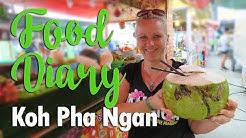 FOOD DIARY Kho Pha Ngan | Thailand