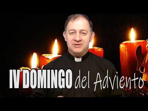 IV Domingo de Adviento - Ciclo A - El Señor ya está a la puerta
