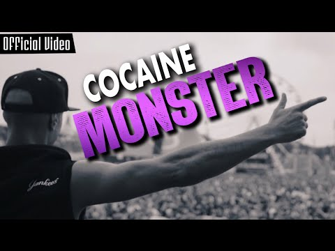 ZATOX – COCAINE MONSTER