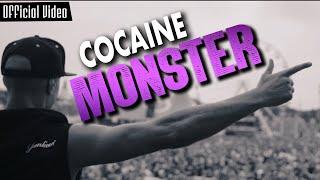 Смотреть клип Zatox - Cocaine Monster