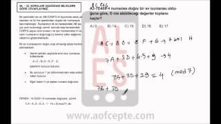 2009 B M 2 31 ALES Matematik