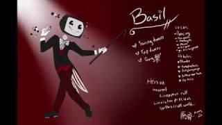 •|Basil//New OC Speedpaint//Ref Sheet|• YouTube Videos