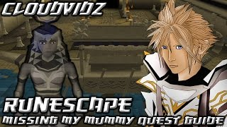 Runescape Missing My Mummy Quest Guide HD