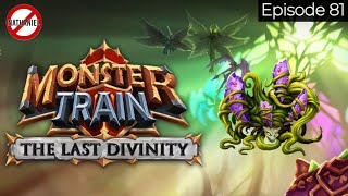 Double the Sweepers, Double the Fun | The Last Divinity Episode 81 | Monster Train