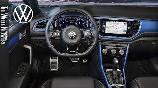 2020 Volkswagen T-Roc R Interior
