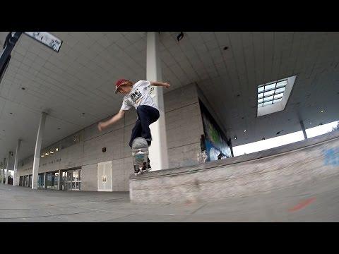 GoPro: James Bush - Milton keynes, England 10.15.15 - Skate