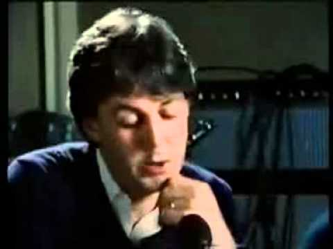 Paul McCartney remember John Lennon and cries