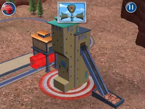 Chuggington Trains Game play for kids