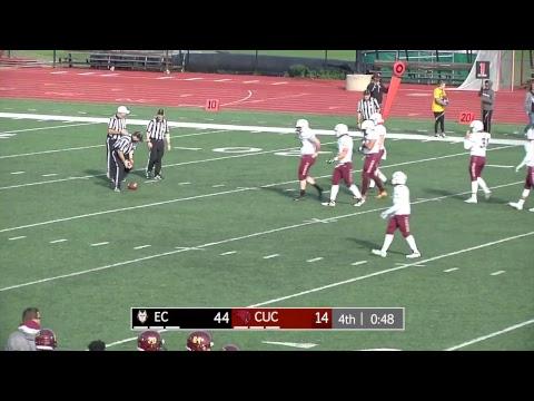 CUC Football vs. Eureka College - 1PM