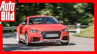 Audi TT RS (2016) - Vollgas im Audi TT RS - Fahrbericht/Test/Review