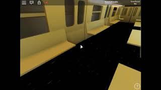 Evakuato in U-Bahn santiago ROBLOX
