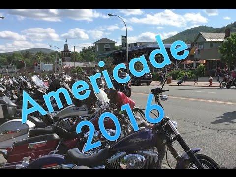 Americade 2016, Lake George NY