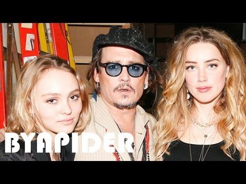Johnny Depp Family Photos || Father, Mother, Brother ...