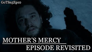 Game of Thrones | Mother's Mercy | Episode Revisited (Sn5Ep10)