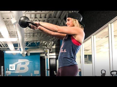 Kettlebell Summer Workout   Cassie Smith