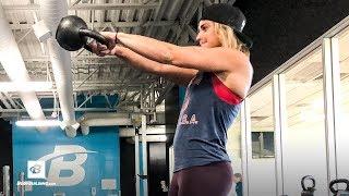 Kettlebell Summer Workout | Cassie Smith