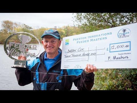 Darren Cox - The Interview - Feeder Masters Champion