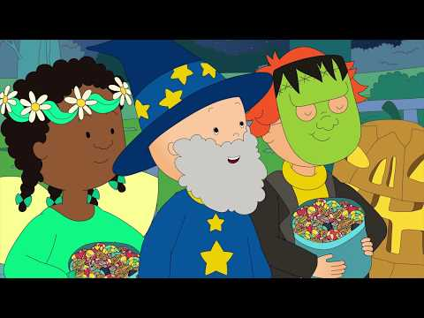 Caillou en Español ✰ Caillou va a la Luna ✰ Dibujos Infantiles Capitulos Completos