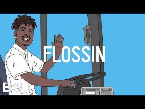 💎 Blueface x YG Type Beat - FLOSSIN | Prod. B.O Beatz