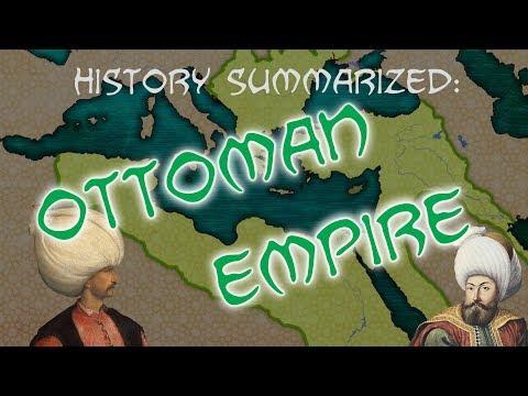 History Summarized: The Ottoman Empire