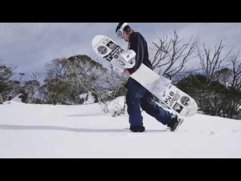 Snowboarding Australia 2018 - Sunny Steele