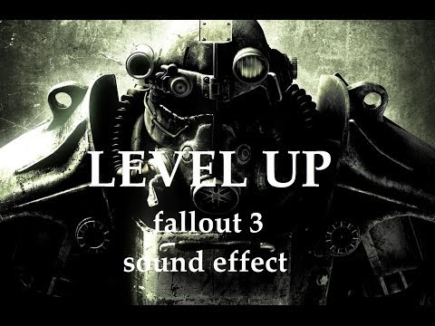 Fallout 3 Level Up Sound Effects + Download Link