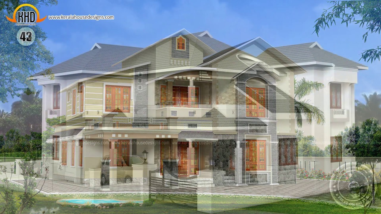 House design collection september 2013 youtube for Home plan collection