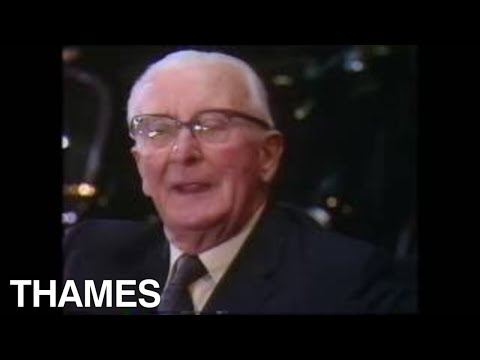 Jaguar - Sir William Lyons - interview - 1977