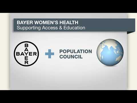 bayer's-commitment-to-women's-healthcare:-access-and-education