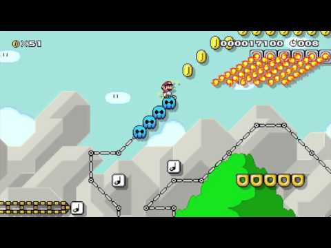 AutoWorld By Guano - Super Mario Maker - No Commentary
