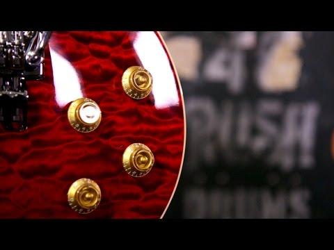 Alex Lifeson - Gibson Custom Alex Lifeson R40 Les Paul Axcess
