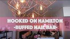 Our day at BUFFED NAIL BAR