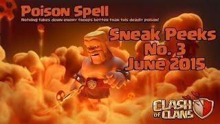 June 2015 Sneak Peeks No. 3 - Dark Poison