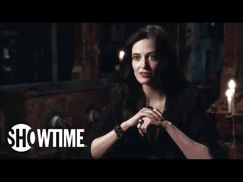 Penny Dreadful | Eva Green on Vanessa Ives | Season 3