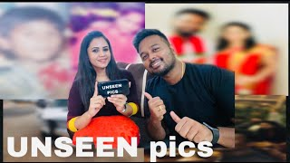 Car accident சம்பவம் 🚙 | Revealing before Marriage UNSEEN Pics of Hussain & Manimegalai