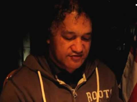 Sue Nikora Maori Government condemns Pakeha Law Jailing Maori Activist Tama Iti