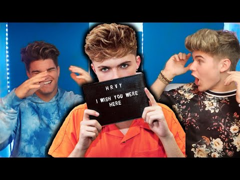 HRVY - I WISH YOU WERE HERE (FULL SONG REVIEW & REACTION)