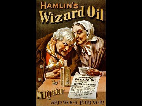 New West Vignette: FIREClean, Patent Medicine, And Gun Oil