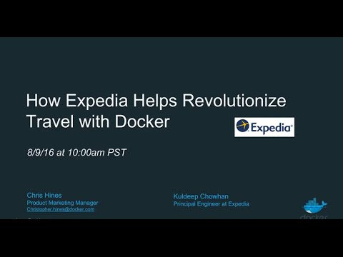 How Expedia Uses Docker in Production