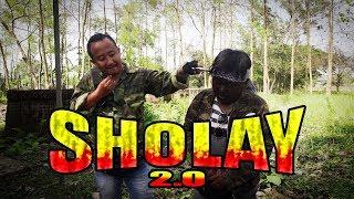 Sholay - Naga Version | Comedy | Dreamz Unlimited
